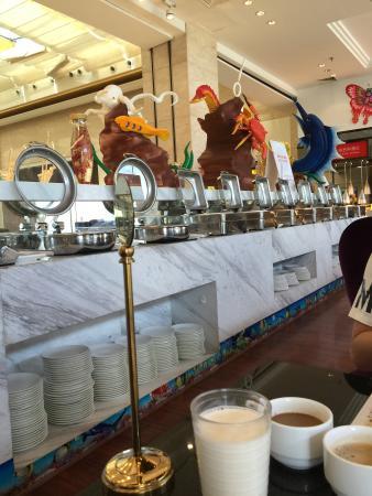 Gaomi, China: 早餐
