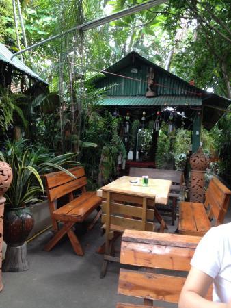 Oriental Garden Chiang Mai: oriental garden