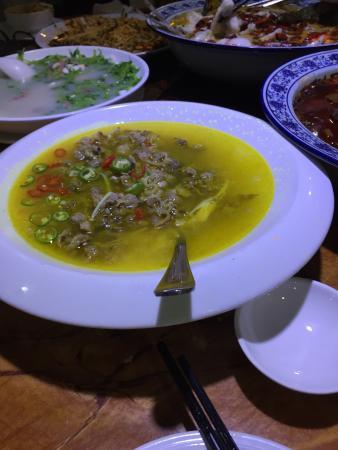 Yu Feng Lou Chongqing FengWei Restaurant
