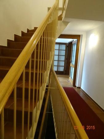 Hof Ehrenfels: 楼梯