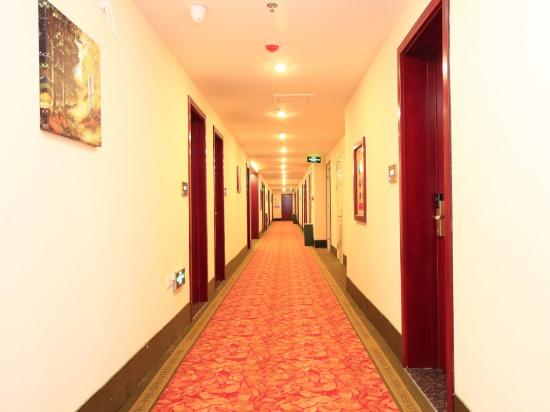 Ju County, Cina: 走廊