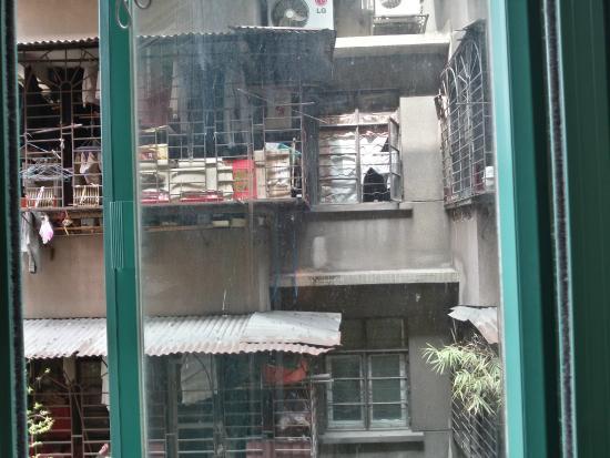 7 Days Inn (Guangzhou Beijing Road): 窗