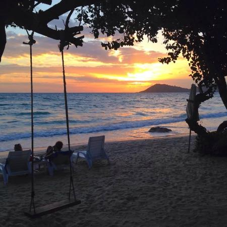 Lima Coco Resort: 海滩