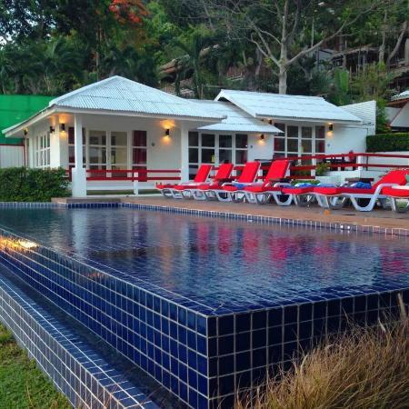 Lima Coco Resort: 泳池
