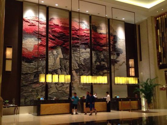 Wanda Realm Dandong: Lobby