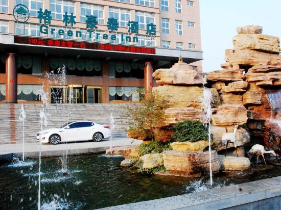 Xuchang China  City new picture : Xuchang, China: 酒店大门