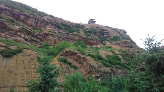 Huoshizhai National Geologic Park