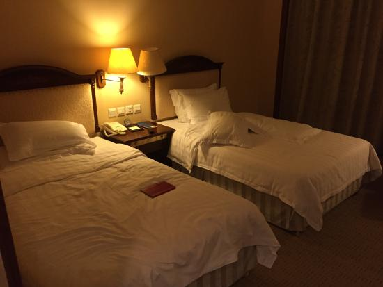 International Seaside Hotel: 客房
