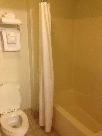 Whitewater Inn : 洗浴间,中规中矩
