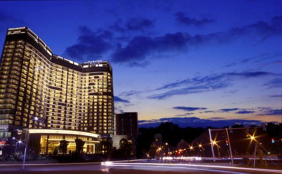 Heyuan, Chine : 酒店外观