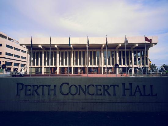 Perth Concert Hall: 音乐厅