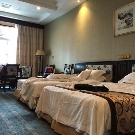 New South Asia Hotel : 温州新南亚大酒店