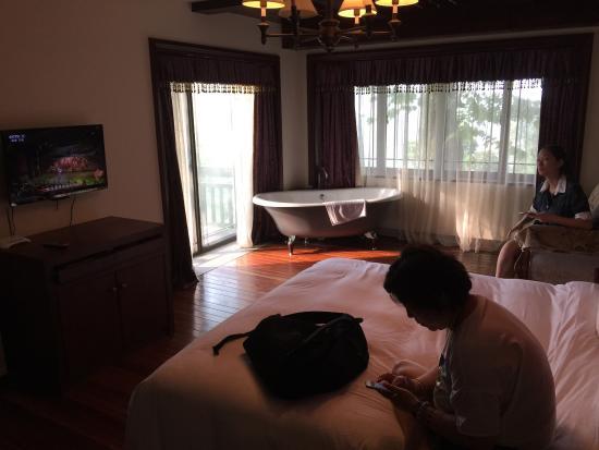 Ta Ling Hotel: 塔岭山庄