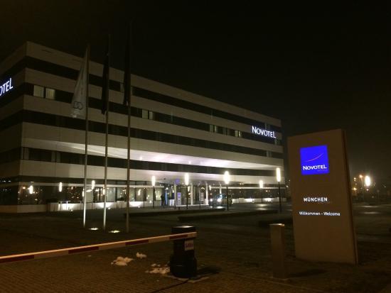 Novotel Hotel Munchen Airport