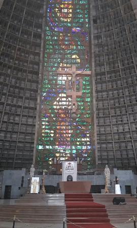 The Metropolitan Cathedral of Saint Sebastian: Catedral Metropolitana de São Sebastião do Rio De Janeiro
