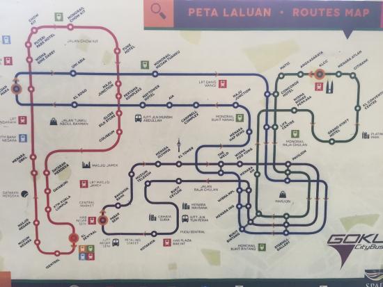 Picture of GO KL City Bus Kuala Lumpur TripAdvisor
