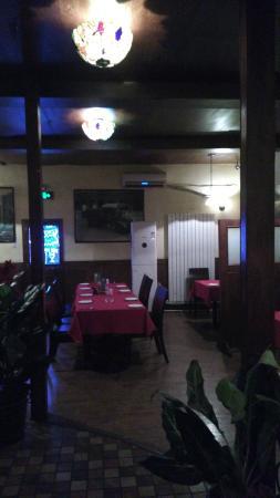 Druid's Irish Pub & Restaurant : view
