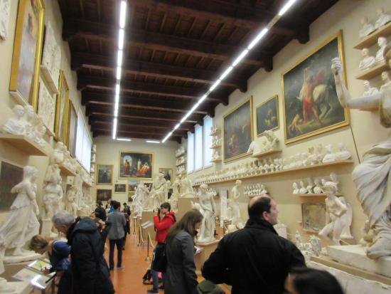 Galleria dell'Accademia: 毕业作品