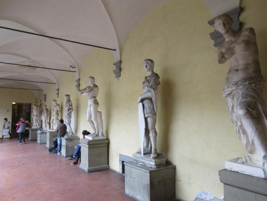 Galleria dell'Accademia: 美术学院