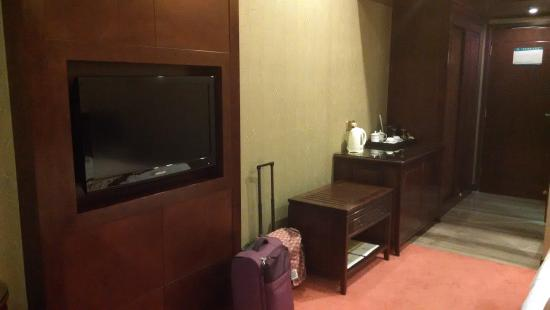 New South Asia Hotel : 房间