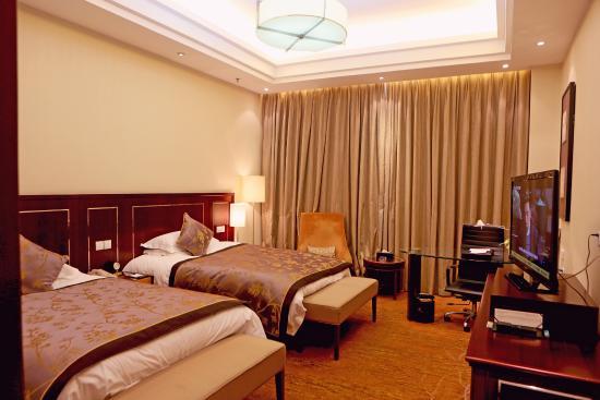 Ningwozhuang Hotel : 二号楼标间