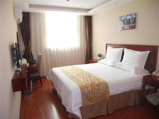 GreenTree Inn Tianjin Tanggu Zhongxin North Road