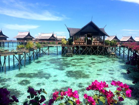 Picture of sipadan kapalai dive resort pulau - Kapalai dive resort price ...