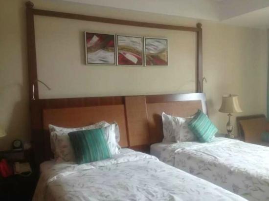 Jade Paradise Hotel: 酒店房间