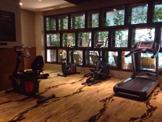 Tianmu Hot Spring Hotel : 南昌天沐温泉大酒店