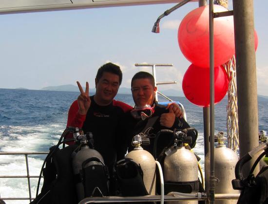 Heart & Soul Divers: 我和Eddie