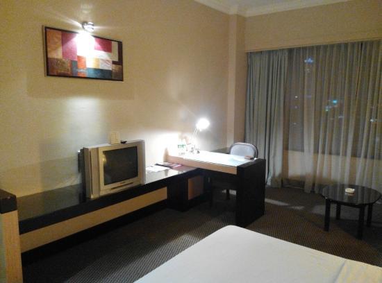 Dynasty Hotel : 宽敞的空间