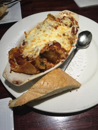 Timberwolf Pizza & Pasta Cafe: good