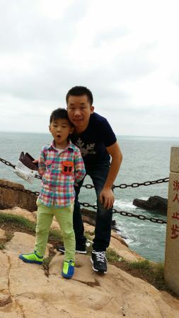 Taizhou Dachen Island: 和儿子一起去的大陈岛