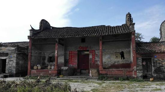 Zengcheng, China: 古村1