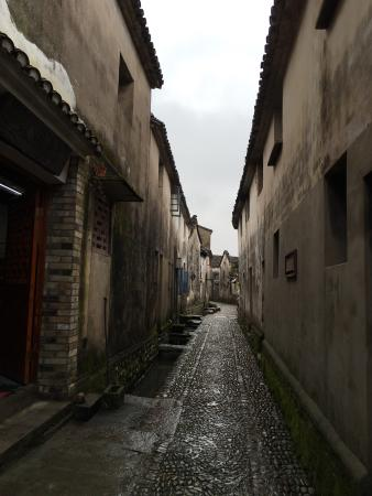 Ninghai County, China: 前童古镇