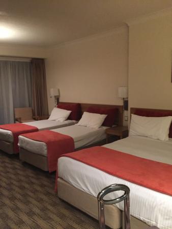Quality Hotel Mermaid Waters: 房间