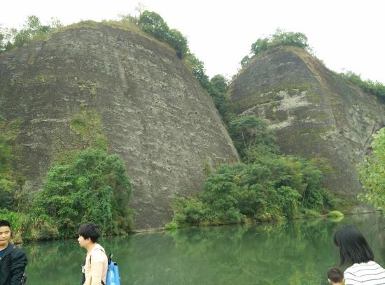 "Liuyang, China: 浏阳象形景区""狮山"""