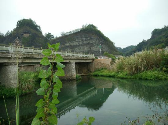 """Liuyang, Cina: 浏阳象形景区""""麒麟狮象"""""""