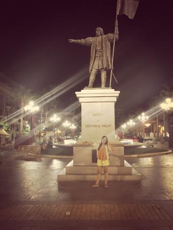 Monumento a Colón: Monumento a Colon