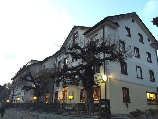 Filisur, สวิตเซอร์แลนด์: 酒店
