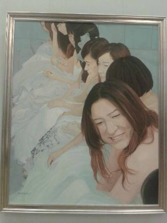 National Art Museum Of China : 特别喜欢的一幅油画