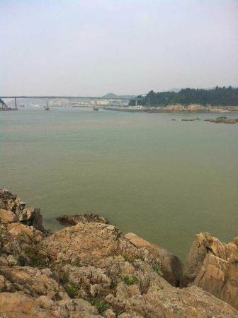 Dongtou Scenic : 海边