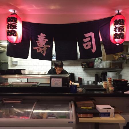 Nakata restaurant japonais lyon restaurant avis num ro for Restaurant japonais chef cuisine devant vous