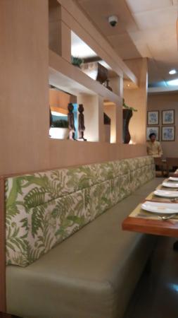 Cafe Laguna: 餐厅环境不错