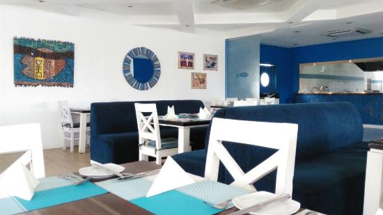 Coral Blue Seafood Restaurant