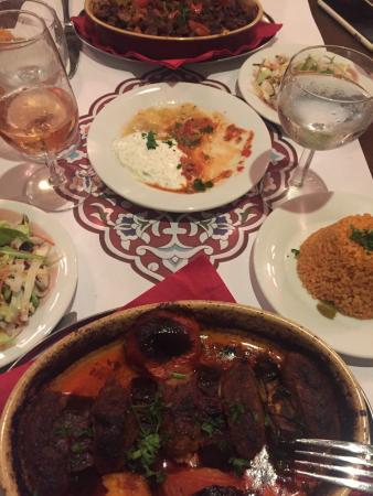 Anatolia mediterranean restaurant 14 rue louis blanc for Anatolia mediterranean cuisine
