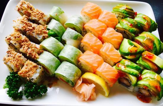 restaurant so sushi dans angers avec cuisine japonaise. Black Bedroom Furniture Sets. Home Design Ideas