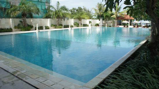 Bali Relaxing Resort & Spa: 酒店泳池