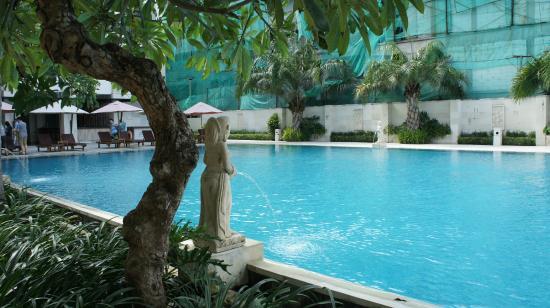 Bali Relaxing Resort & Spa: 泳池