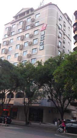 Jinjiang Inn Foshan Zumiao Qinren Road